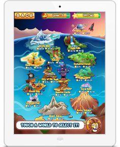 Yobsn Game Bubble Champion main screen