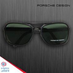 Flattering Porsche Design PD-8553A aviator sunglasses would certainly catch your sight.
