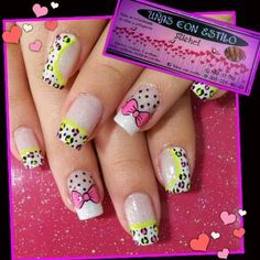 En honor a una nena que trabaja super Love Nails, Nail Designs, Nail Art, Academia, Triangles, Jr, Beauty, Angel, Nail Arts