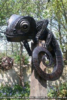 SAW BLADES!!!! anvil ironworks Artist Paul Wells