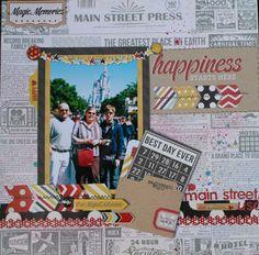 Stamp Cravings: Simple Stories - Say Cheese!