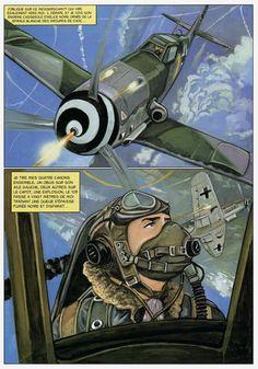 War Comics, Aviation Art, Luftwaffe, Master Chief, Retro, Airplanes, Artwork, Illustrations, Fictional Characters