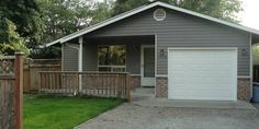 998 Sq. Ft. House in Coupeville, Wa for Sale!