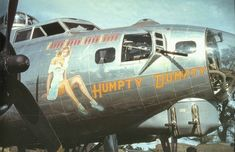 This was her replacement and Dewey told me they referred to her as HD II but no nose art was ever painted on her. Nose Art, Pin Up, Ww2 Aircraft, Military Aircraft, Old Farm Equipment, Aircraft Painting, Air Festival, Airplane Art, Vintage Airplanes