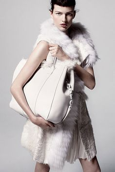 J. Mendel  The Best of Fall 2012 Campaigns - Fall 2012 Designer Campaigns - Harper's BAZAAR