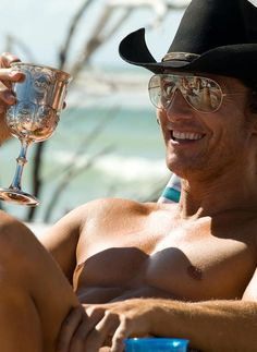Matthew McConaughey in Magic Mike- -   ~Hot Damn Dept. me-o-my ~BL