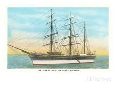 Image result for star of india sailing ship san diego