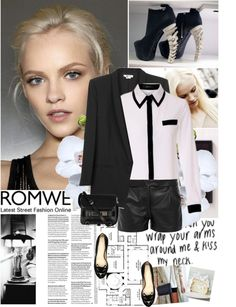 """romwe"" by hug-voldemort ❤ liked on Polyvore"