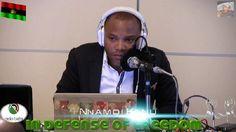 Nnamdi Kanu Sacked As IPOB Leader And Director Of Radio Biafra
