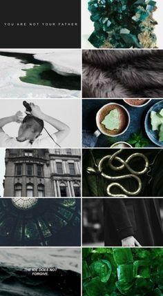 slytherin aesthetic   Tumblr