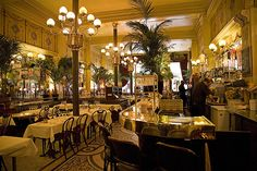 "Le Grand Colbert: Located on rue Vivienne, this restaurant is the dream French dining experience. Showcased in ""Something's Gotta Give"", it's charm dates back to 1825 before it was a restaurant by 1900."