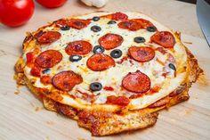 Pizza Pizza Quesadillas (aka Pizzadillas)