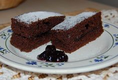 Nagyi pofonegyszerű kevert kakaós sütije