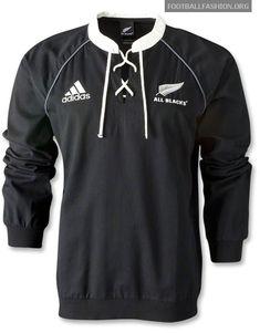8a69cde6405 New Zealand All Blacks adidas 2012 Retro Jersey. All Blacks Rugby ShirtNz  ...