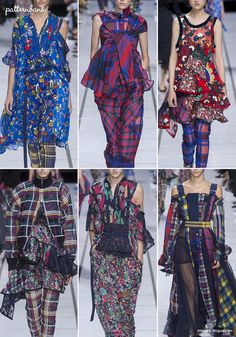 Sacai SS18 Paris Fashion Week