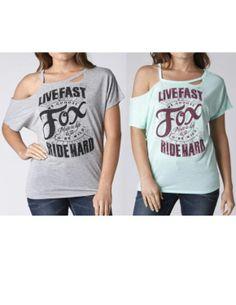 Fox - Speedway Top (Womens)