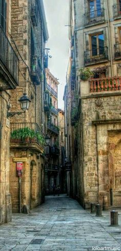 Barrio gótico.BCN.