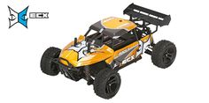 1/24 Roost 4WD デザートバギー RTR, オレンジ/グレー