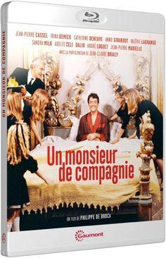 Un monsieur de compagnie J.P. CASSEL - CATHERINE DENEUVE - BLU-RAY NEUF