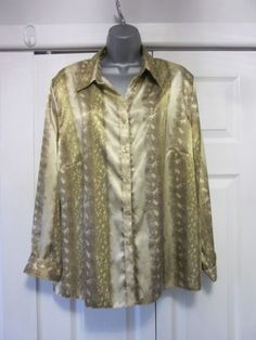 6ae92b5e8d2 ladies longline gold shirt from Bonmarche size 22 #fashion #clothing #shoes  #accessories