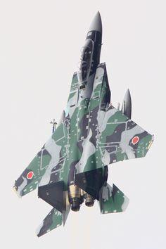 """eyestothe-skies: """" F-15 Eagle, Japan Air Self-Defense Force """""""