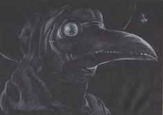 Plague Doctor by GJSQ