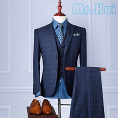 Cheap suit football, Buy Quality suit jackets for kids directly from China suit corsage Suppliers: 2016 NEW Purple Retro gentleman style Brown Check Tweed custom made slim fit mens 3 Piece suits tailor wedding suits