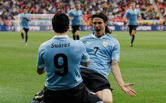 Tabárez apuesta por Cavani y Suárez de inicio