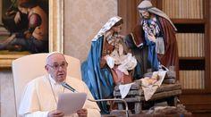 ® Blog Católico Gotitas Espirituales ®: PAPA FRANCISCO: LA NAVIDAD ES LA FIESTA DE AMOR