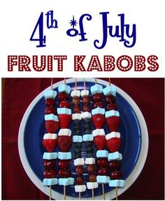 10 Awesome July 4th Food Ideas