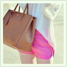 #handbag #purse #outfit #legs #fashion #christianlouboutin #jeffreycampbell #luxury #rich #tweegram #fashionista #pink #instyle #casual #designer #summer #tan #handfashion #fashionblogger #igdesign #instafashion #simple #cute #girlfashion