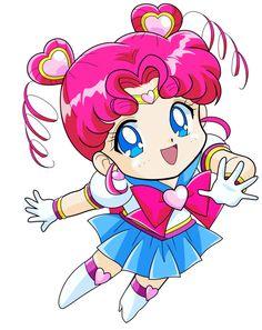 SAILOR STARS - Sailor Chibi Chibi by JackoWcastillo