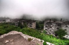 Silent Hill..Japan Matsuo mine apartments