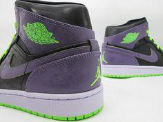 "22b3defff8d34e Air Jordan 1 ""Night Vision Joker"" – Release Reminder"