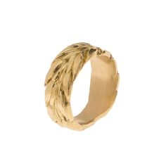 Harvest in ORSKA! Simple but gorgeus ears inspired to create ring from BERY collection by Anna Orska.