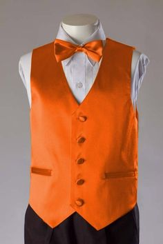 Not sure I would okay this for my wedding but it sure is Tangerine.