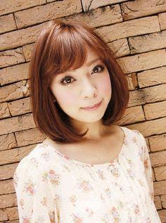 Cute Short Japanese Haircut