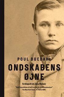 Bognørden: Ondskabens øjne - En biografi om Jens Nielsen
