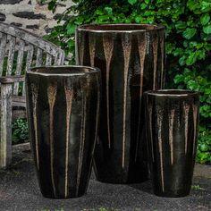 Campania International Alessia Planter - Set of 3