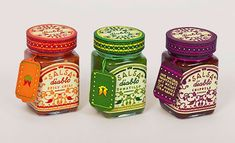 Salsa diablo. Hot #packaging PD