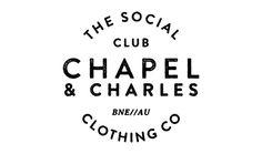 Chapel & Charles on Behance
