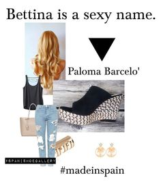 """""""Bettina is a sexy n"""