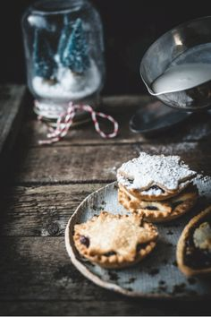 Pâte Frolle Mince Pies