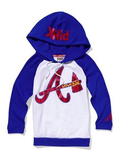 Atlanta Braves Baseball Hoodie