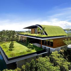 Sky Garden House / Guz Architects, Sentosa Island, Singapore