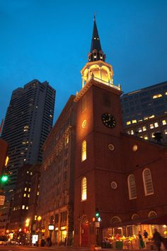Photo Old South Meeting House by Benjamin Harrington on 500px