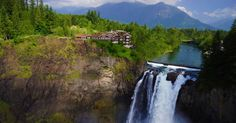 The Pacific Northwestern Lodge You've Been Dreaming Of