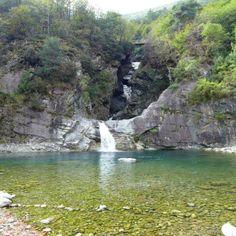 Torrente Boggia Val Bodengo