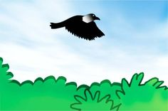 The fox and the crow - a short story for kids with pictures