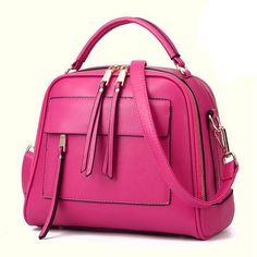 Fashion design women messenger bags more pockets lady crossbody bag women handbag and crossbody bags famous women totes S38